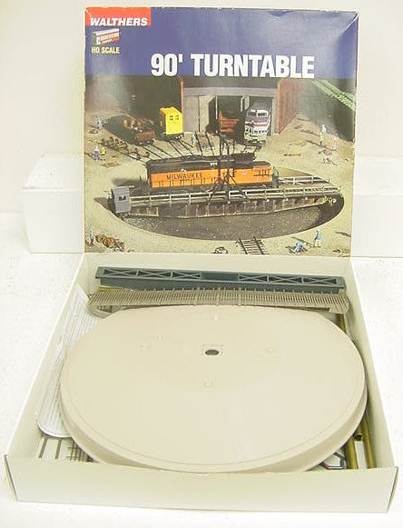 Walthers 933-3171 90 Ft. HO Turntable