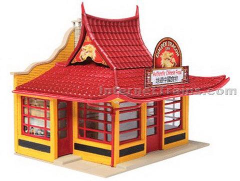 Walthers 933-3780 HO Golden Dragon Chinese Takeout Kit