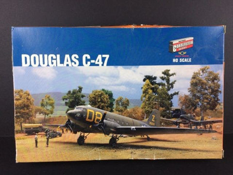 Walthers 933-1150 HO Douglas C-47 U.S. Army Air Force Plastic Plane Kit 1:87