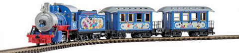 LGB 29232 Disney Steam Passenger Train Set w/Sound