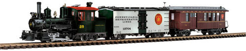 LGB 72120 Pennsylvania Steam Passenger Train Set