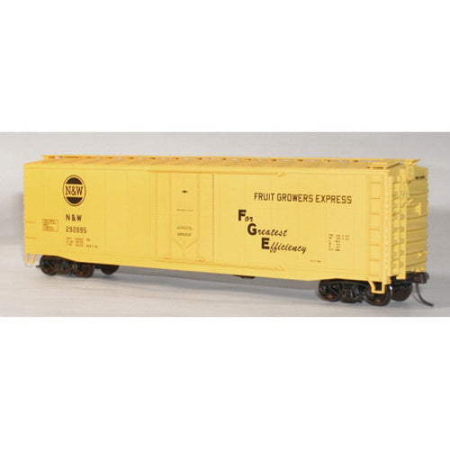 Accurail 5127 HO KIT 50' ARR Plug Door Box, FGE