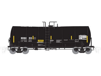 Atlas 20003189 HO Rampart Range 17,600 Gallon Corn Syrup Tank Car #538