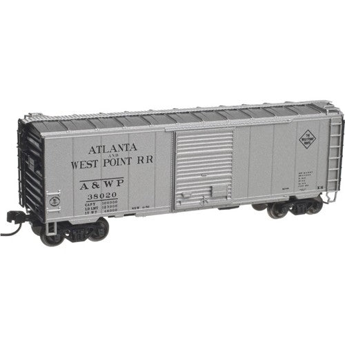 Atlas 50001761 N Atlanta & West Point  PS-1 40' Boxcar #38020