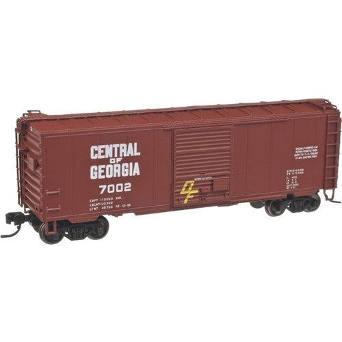 Atlas 50001762 N Central of Georgia  PS-1 40' Boxcar #7002