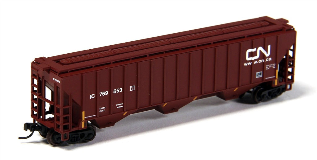 Atlas 50001794 N Canadian National Thrall 4750 Covered Hopper #769567
