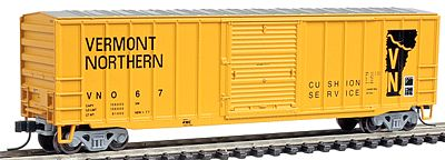 Atlas 50000772 N Vermont Northern 50' ACF Boxcar #67