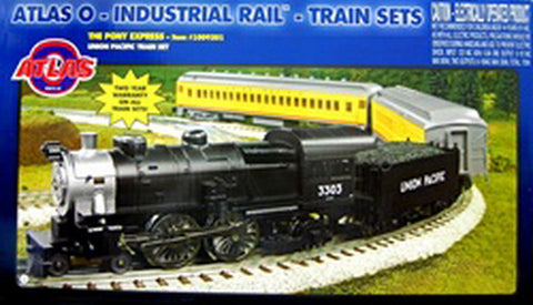 Atlas 1009201 UP PONY EXP TRAIN SET