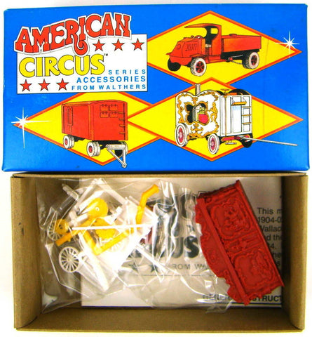 Walther's 933-1384 HO American Circus Lions Bride Building Kit