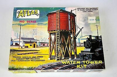 Atlas 703 HO Water Tower Building  Kit
