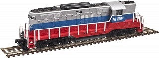 Atlas 40002960 N Metro North GP-9 TT Locomotive #790