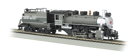 Bachmann 50706 HO Union Pacific USRA 0-6-0 Steam Locomotive with Vandy Tender #4439