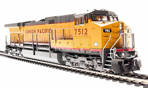 Broadway Limited 4793 HO Union Pacific GE AC6000 Diesel Loco Paragon3 #7534