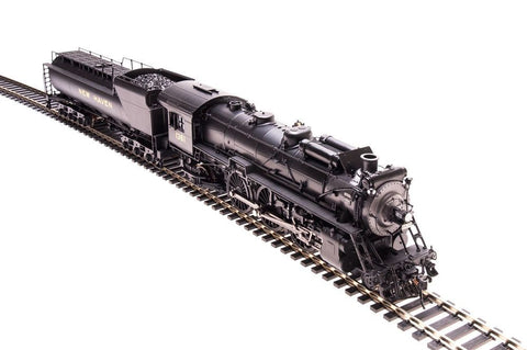 Broadway Limited 1944 HO New Haven I-4-c 4-6-2 Pacific V1a Vanderbilt #1392