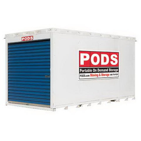 BLMA Models 4115 HO PODS Storage Container