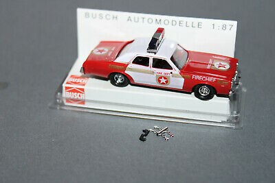 Busch 46602 HO Dodge Monaco Fire Vehicle