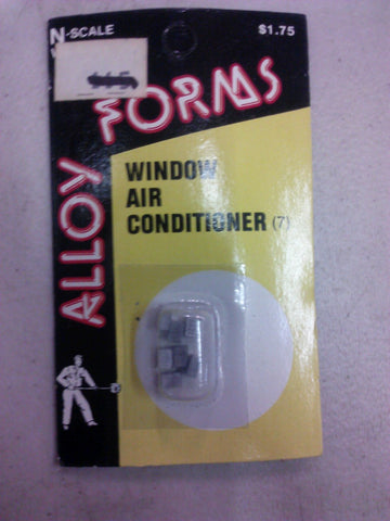 Alloy Forms WA-H-90 N Window Air Conditioner (7) Unpainted