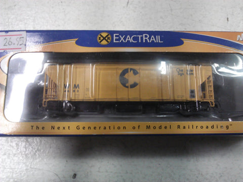 ExactRail 4683 N Chessie System PS-2CD Covered Hopper: #4427