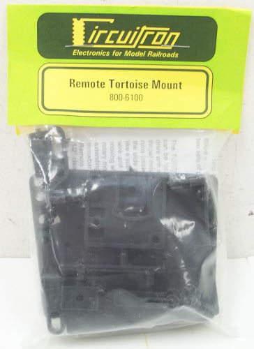 Circuitron 6100 Remote Tortoise Mount for Tortoise Switch Machine