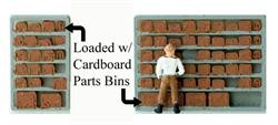 Model Tech Studios D1181P N Scale Parts Bin #2