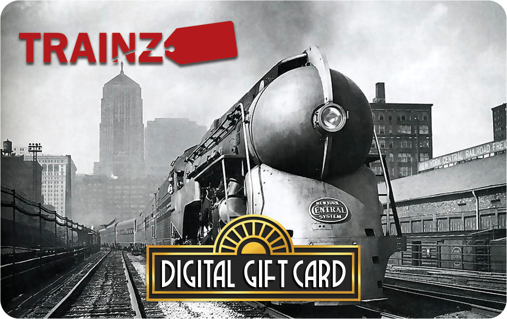 Trainz Digital Gift Card