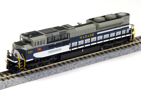 Fox Valley Models 71156 N Wabash EMD SD70ACE Diesel Locomotive #1070