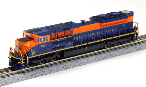 Fox Valley Models 71157 N Central Railroad of New Jersey SD70ACE Diesel  #1071
