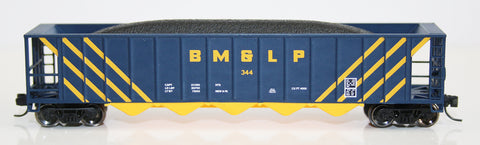 Fox Valley Models 83609-4 N BM&LP 5 Bay Rapid Discharge Ortner Hopper #329
