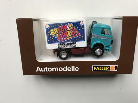 Faller 1026 HO Break Dancer Truck