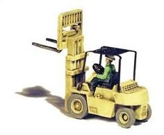 GHQ 53016 1:160 Fork Lift 1980's era Kit