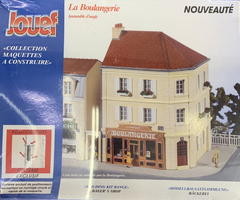 Jouef 131200 HO La Boulangerie Building Kit