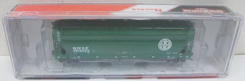 InterMountain 67024-11 BNSF Green 3-Bay Hopper
