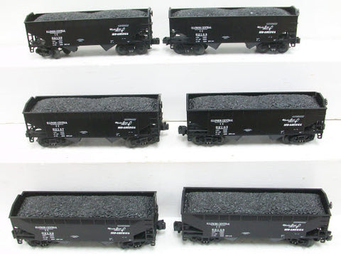 Kalamazoo 11 G Scale American Prototype Train Set