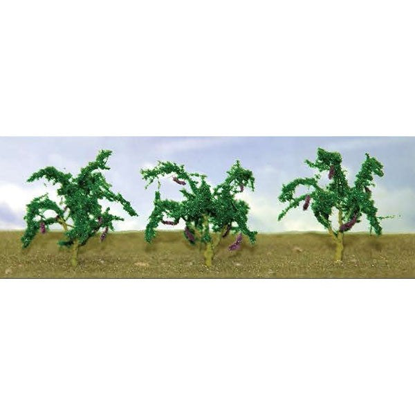 JTT Scenery Products 95578 Eggplants 6/pk