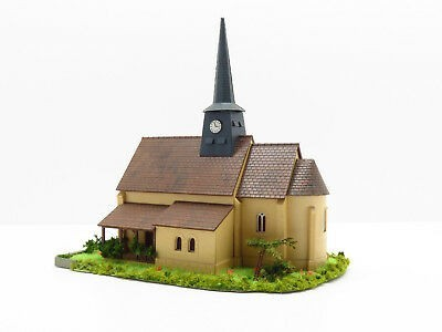 Jouef 1976 HO Eglise De Village Building Kit
