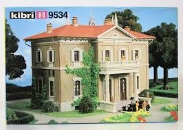 Kibri 9534 HO Country Estate House Building Kit