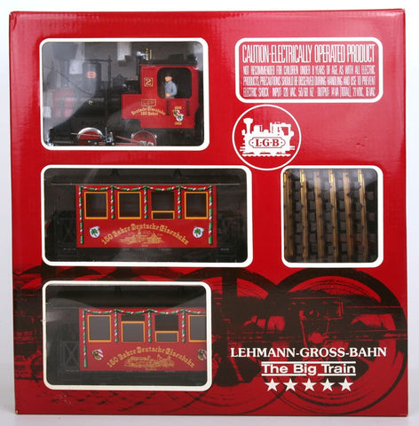LGB 2020 150 Year Christmas Train Set