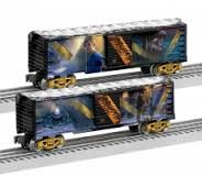 Lionel 6-83645 O The Polar Express Boxcar 2-Pack