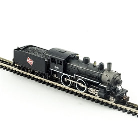 Model Power 876391 N Milwaukee 4-4-0 American with Sound & DCC