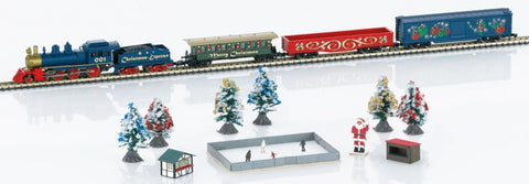 Marklin 81846 Z Scale Christmas Freight Train Set