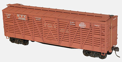 Accurail 47131 HO New York Central 40' Wood Stock Car