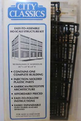 City Classics 104 2-Extra Stories for Smallman St. Warehouse Building Kit
