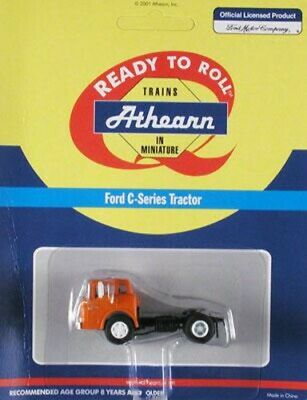 Athearn 2706 HO Ford C Tractor - Orange