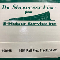 S-Helper SHS00465 20' Flex Track  (Pack of 6)
