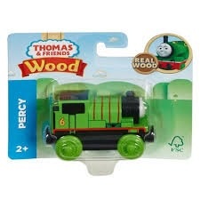 Fisher Price GGG30 FP Thomas Percy Wooden Train