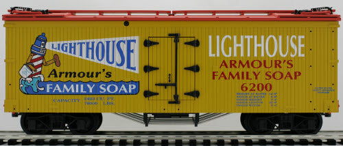 USA Trains 16068 G Lighthouse Soap American Series Woodsided