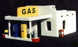 Arrowhead Scale Models N-150 N Adobe Gas Station Kit