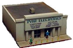 Arrowhead Scale Models N-175 N Pyka Electronics Building Kit