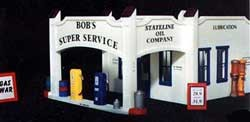 Arrowhead Scale Models N-660 N Bob's Super Service Building Kit