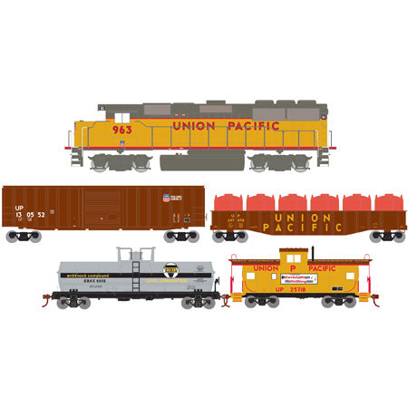 Roundhouse 14267 HO Union Pacific Iron Horse Train Set